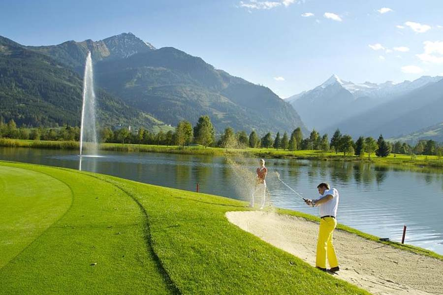 Golfen in Zell am See
